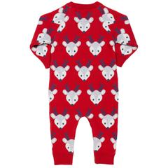 Kite Reindeer Knit Romper - Small and Awesome