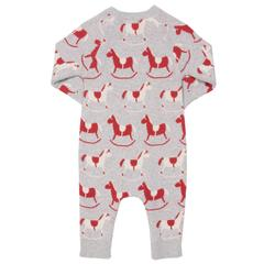 Kite Rocking Horse Romper - Small and Awesome