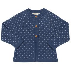 Kite Snow Spot Cardi - Small and Awesome