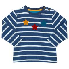 Kite Star Stripe Top - Small and Awesome