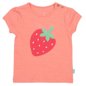 Load image into Gallery viewer, Kite Strawberry t-shirt