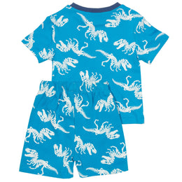 Kite T-Rex pajamas - Small and Awesome