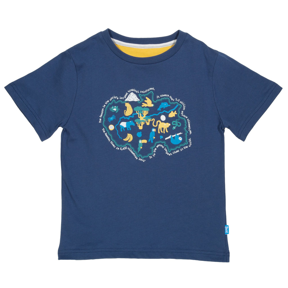 Kite The Amazon T-Shirt - Small and Awesome