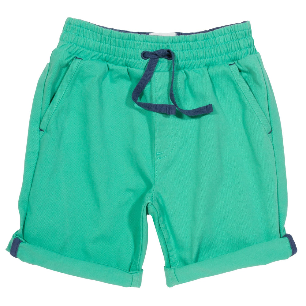 Kite Yacht shorts green - Small and Awesome