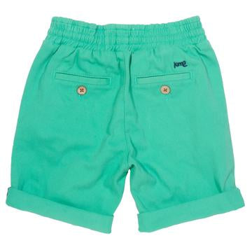 Load image into Gallery viewer, Kite Yacht shorts green - Small and Awesome