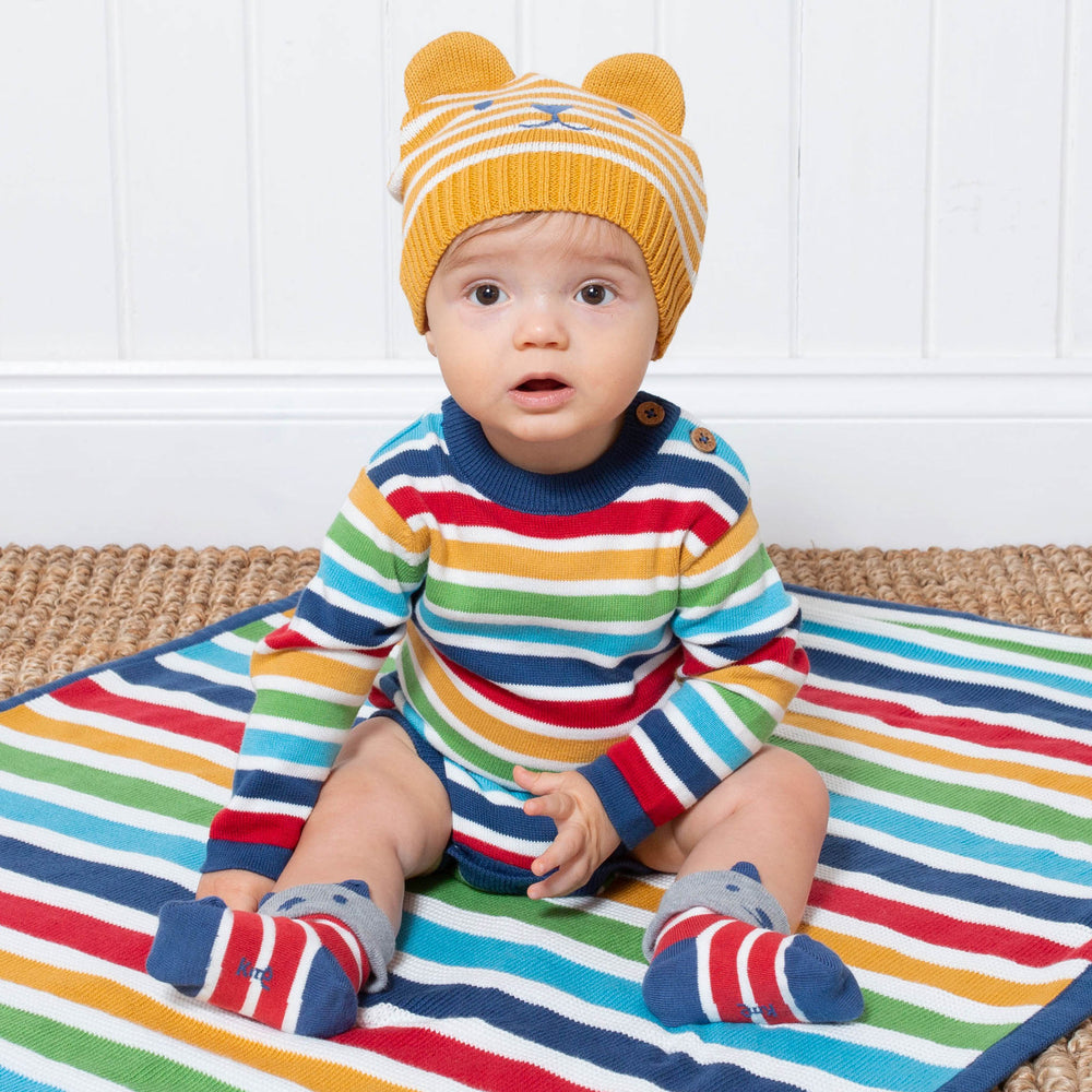 Load image into Gallery viewer, Kite Bright Stripe Knit Body