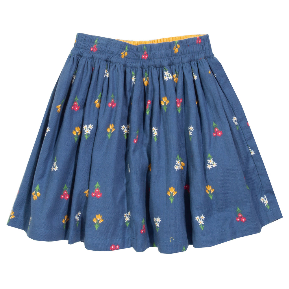 Load image into Gallery viewer, Kite Posy Skirt