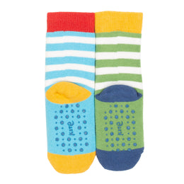 Kite Rescue Grippy Socks