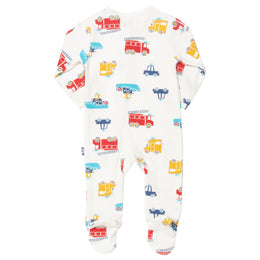 Kite Rescue Squad Sleepsuit