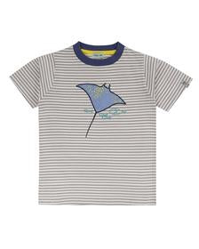 Lilly and Sid Applique T- Stingray