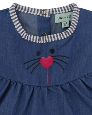 Load image into Gallery viewer, Lilly and Sid Character Baby Dress - Small and Awesome