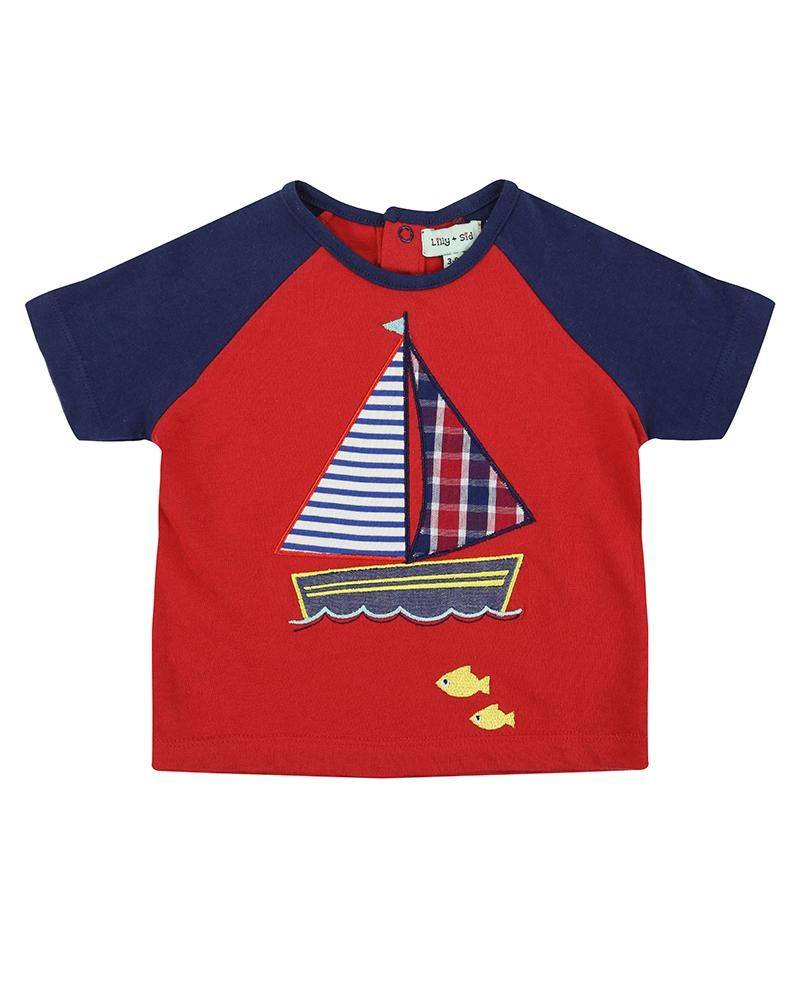 Load image into Gallery viewer, Lilly and Sid Check Ships Short Set - reversible - Small and Awesome