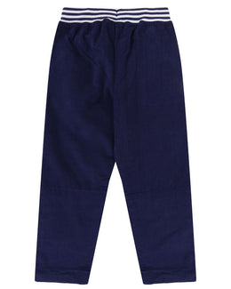 Lilly and Sid Cord Trousers- Navy - Small and Awesome