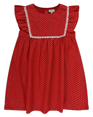 Load image into Gallery viewer, Lilly and Sid Dotty Shift Dress - Small and Awesome