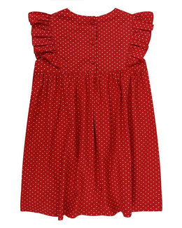 Lilly and Sid Dotty Shift Dress - Small and Awesome