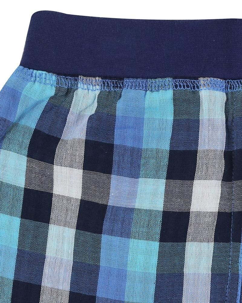 Load image into Gallery viewer, Lilly and Sid Reversible Check Shorts - Small and Awesome