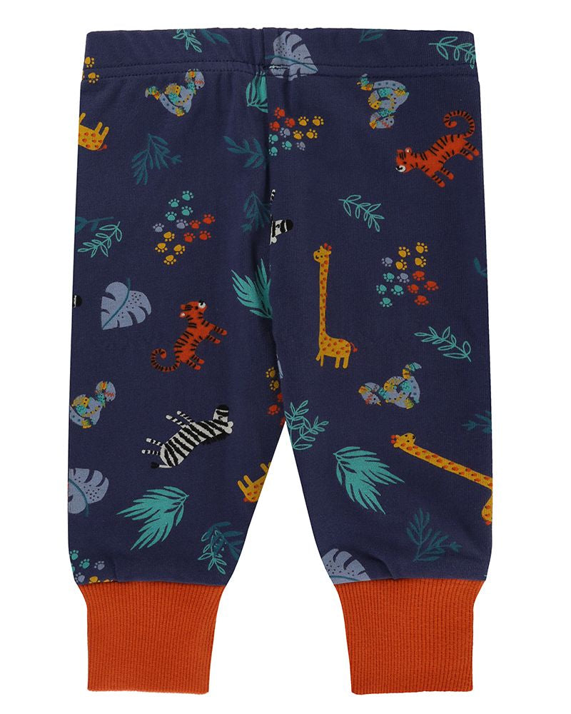 Load image into Gallery viewer, Lilly and Sid Safari Legging and Bus Set - Small and Awesome