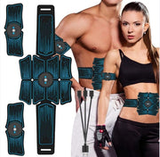 Electric Muscle Exerciser Machine