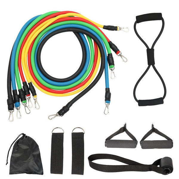 Crossfit Resistance Bands Set