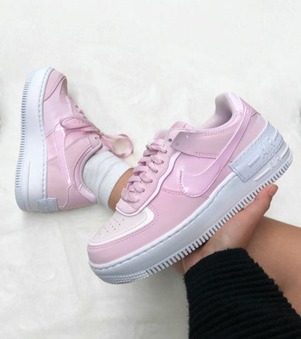 Nike Air Force 1 Shadow Pink Foam Dripcommit
