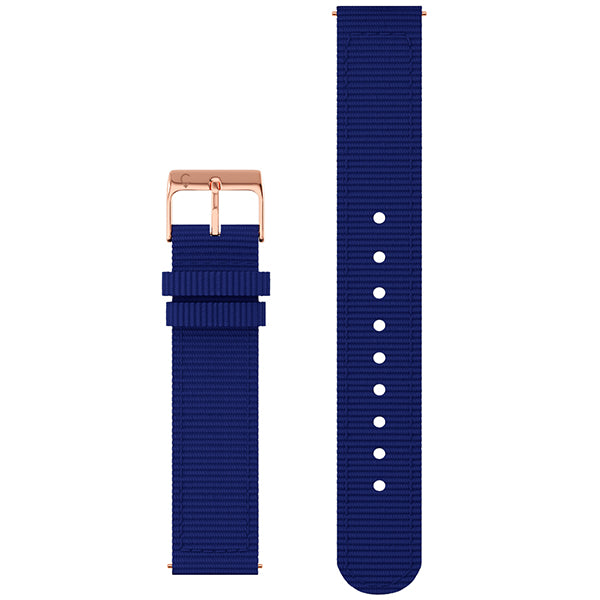 Fabric Band in Navy