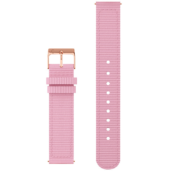 Fabric Band in Rose