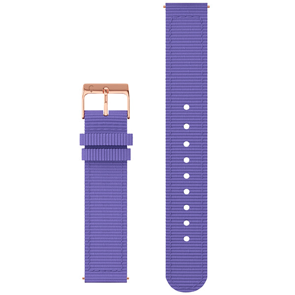 Fabric Band in Violet