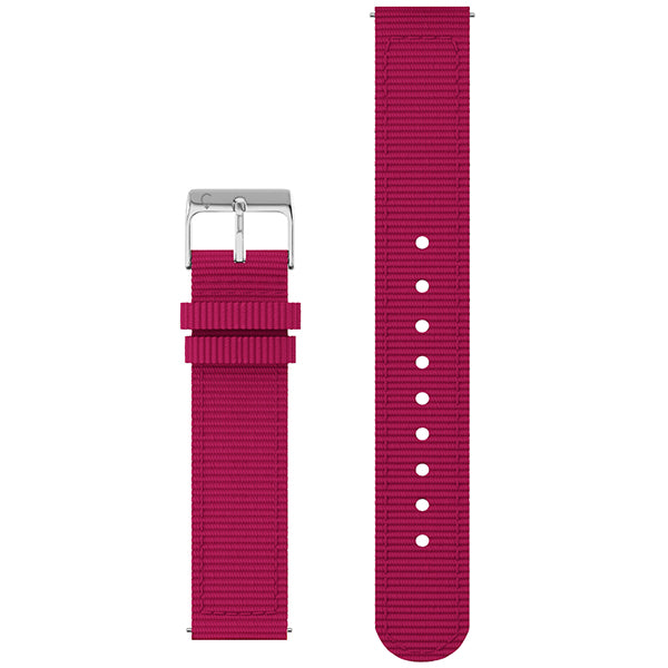 XL Fabric Band in Scarlet