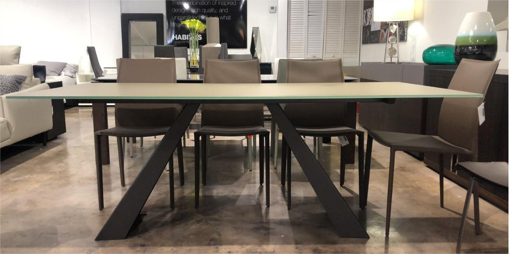 Giovanni Rectangle Dining Table