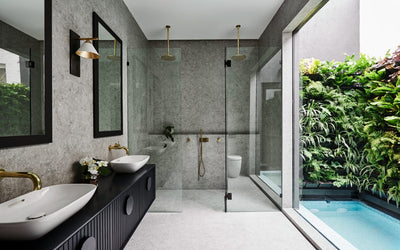 TILING & STYLING; FOUR WAYS TO GIVE YOUR HOME SOME SERIOUS WOW-FACTOR!