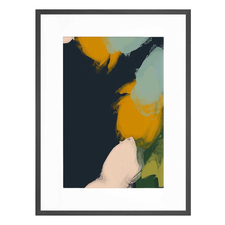 CHUTE 2 - Canvas or Framed Print