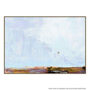PAINTERLY SKY - Canvas or Framed Print