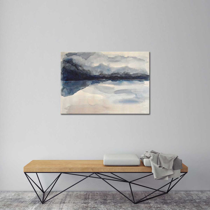 A QUIET REFLECTION - Canvas or Framed Print