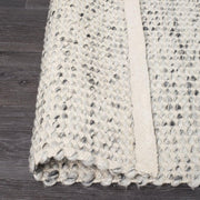 Norway Felted Wool Rug Grey Natural-Alisa & Lysandra
