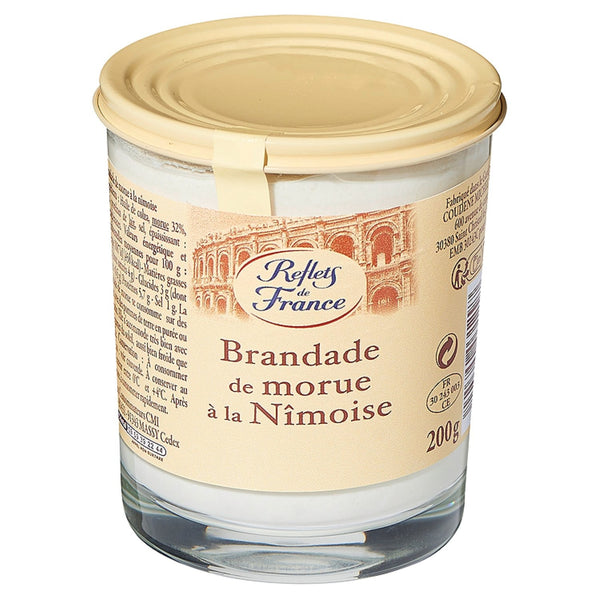 Brandade de morue - Salt cod Brandade (mix of Cod and mash potatoes) - Reflets de France, 200g
