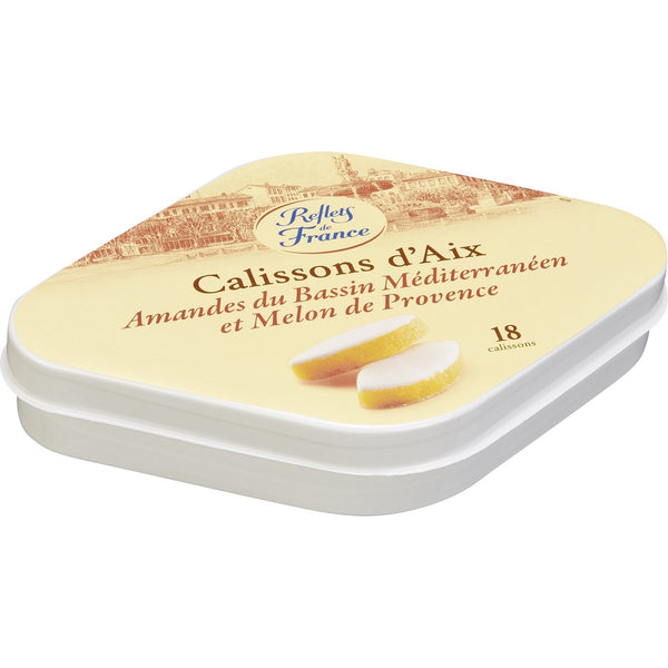 Calissons d'Aix- Calissons d' Aix-en-Provence (honey & almond) - Reflets de France, 250g