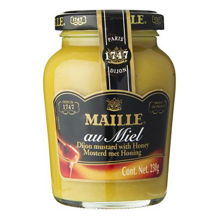 Maille - Moutarde au miel (Honey Mustard) - 230gm - Le Vacherin Deli
