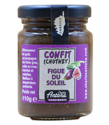 Figue du soleil chutney, Charles Antona, Corsican figs - 110g