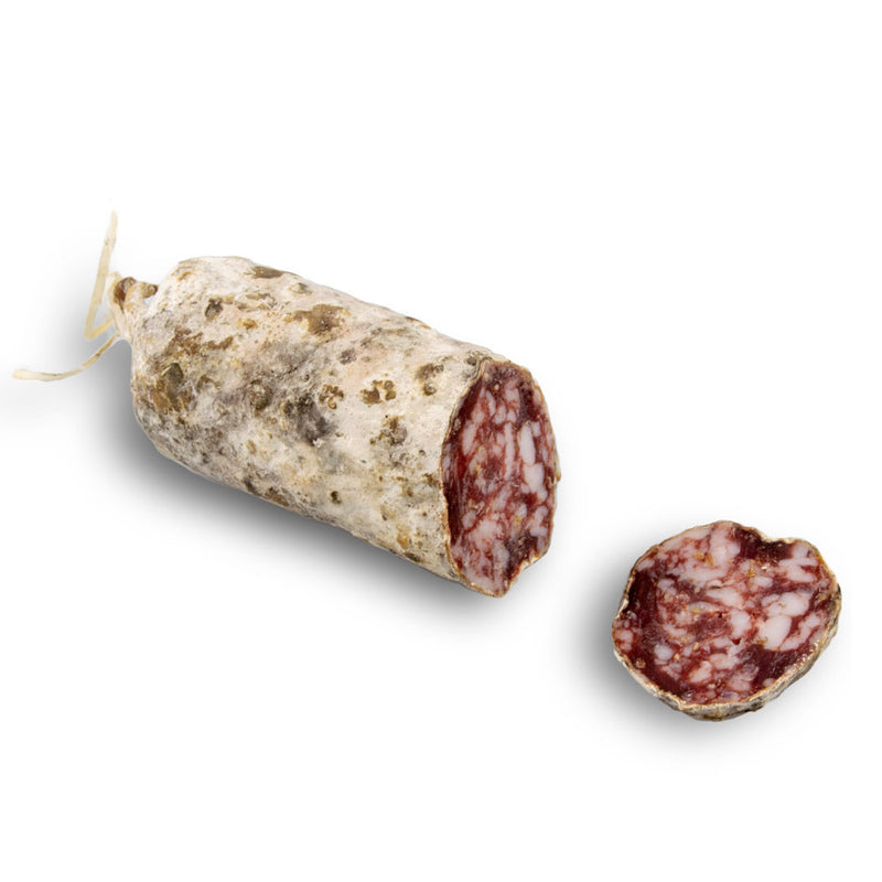 Saucisson à l'ail (Garlic cured sausage) - 200 g - Le Vacherin Deli
