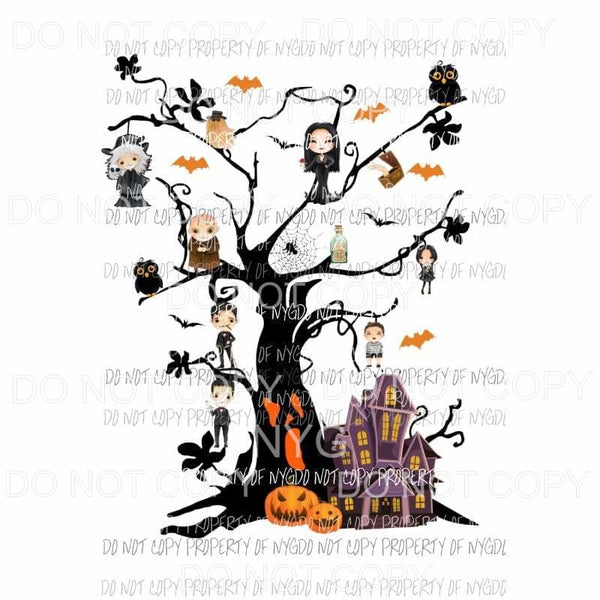 adams family tree Sublimation transfers Heat Transfer
