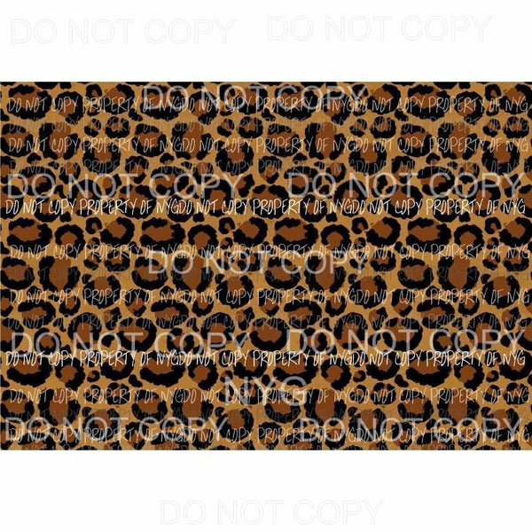 Animal Print #12 Sublimation transfers 13 x 9 inches Heat Transfer