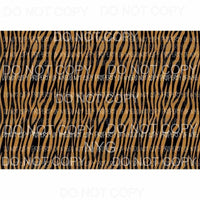 Animal Print #5 Sublimation transfers 13 x 9 inches Heat Transfer