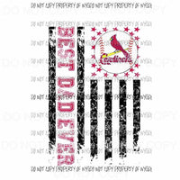 Best Dad ever - grandpa - pop pop Cardinals 1 etc in drop down menu sublimation transfer Heat Transfer