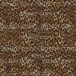 Brown Black Leopard Sheet Sublimation transfers - Heat