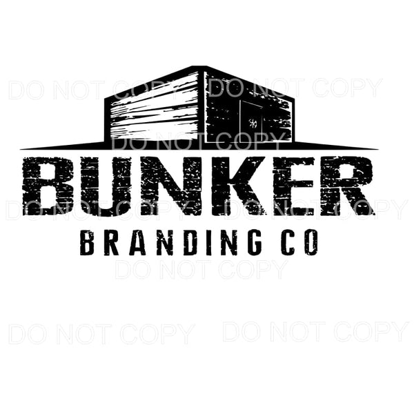 Bunker Branding Co Sublimation transfers - Heat Transfer