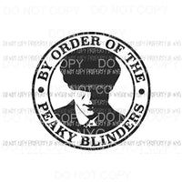 By order of the peaky blinders 2 Sublimation transfers Heat Transfer