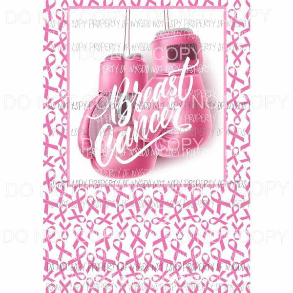 Cancer Combo Sheet #4 Sublimation transfers 13 x 9 inches Heat Transfer