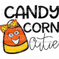 candy corn cutie Sublimation transfers Heat Transfer