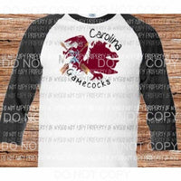 gamecocks sublimation transfer Heat Transfer