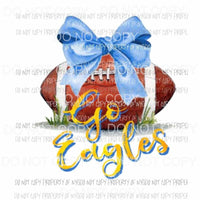 Go Eagles football Sublimation transfers Heat Transfer